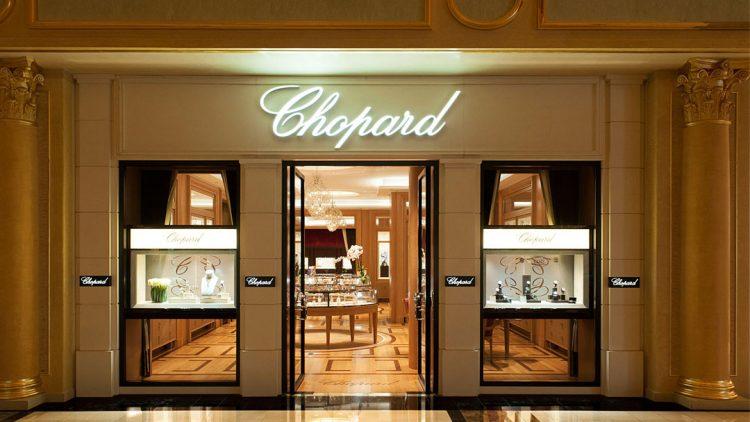 nhãn hiệu Chopard