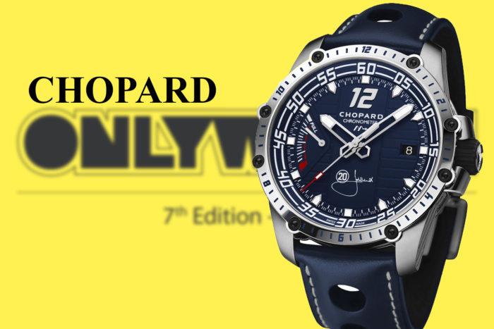 Chopard only watch