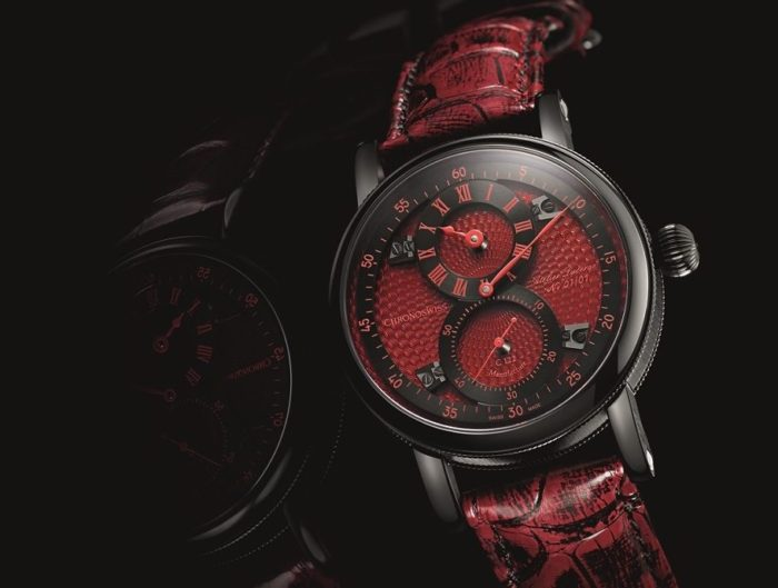 Chronoswiss Flying Regulator Red Passion