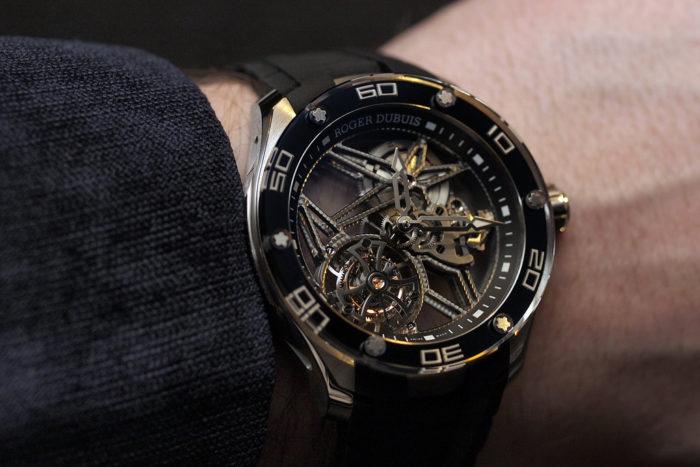 Đồng hồ cơ lộ máy Thụy Sĩ chính hãng