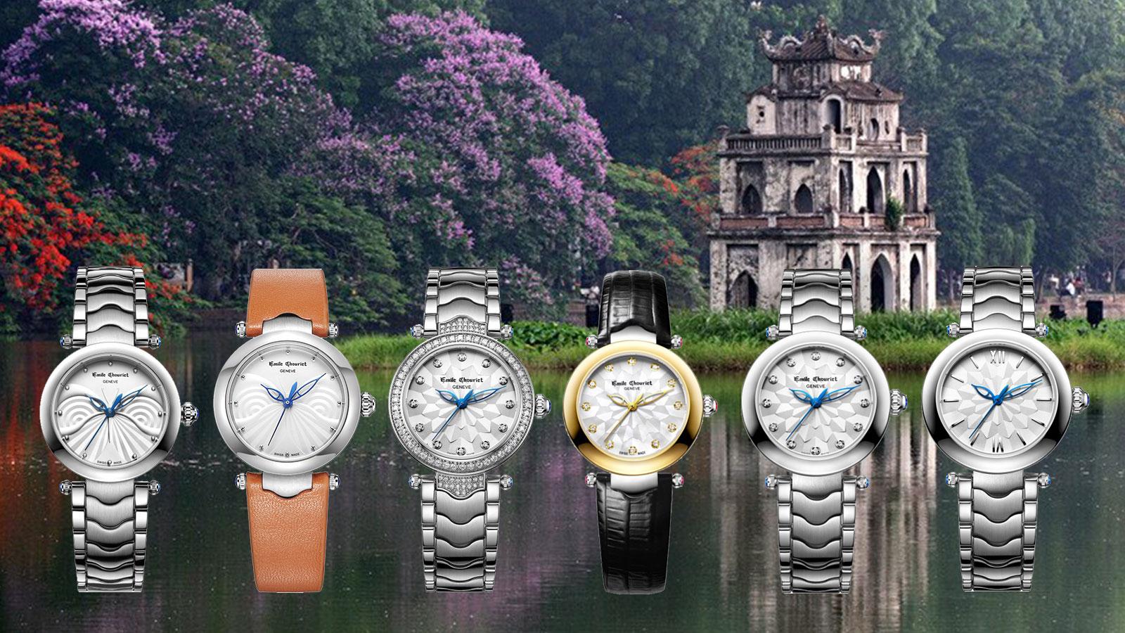 bộ sưu tập đồng hồ Fair Lady