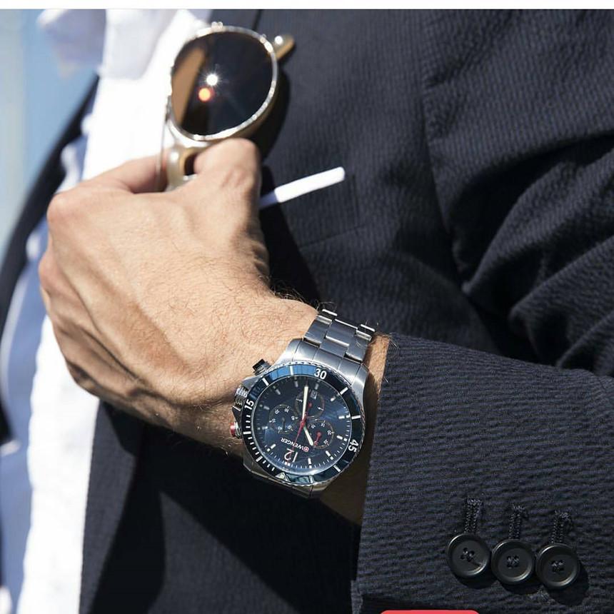 đồng hồ Wenger lịch lãm