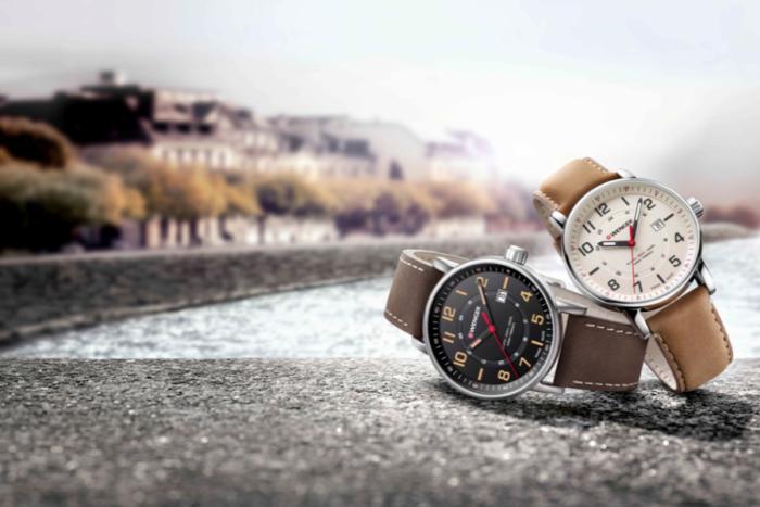 đồng hồ quartz Wenger có nhiều phong cách