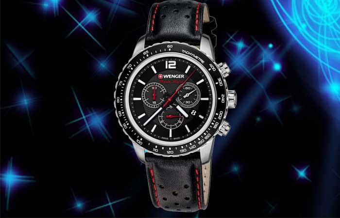đồng hồ Wenger Black Night