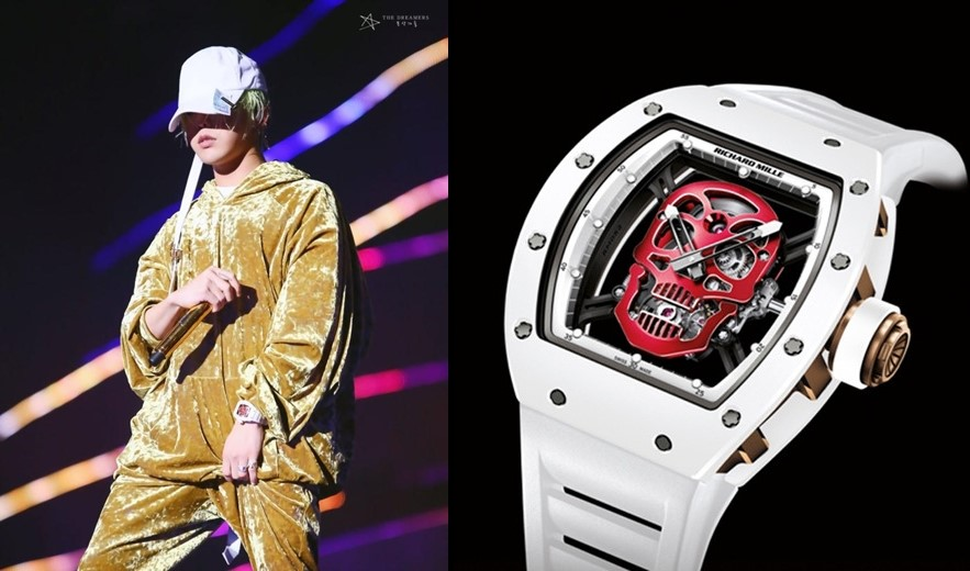 đồng hồ richard mille gdragon