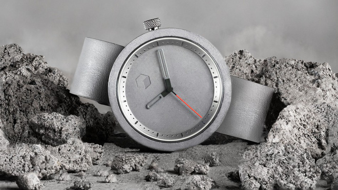 đồng hồ Calvin Klein làm từ xi măng