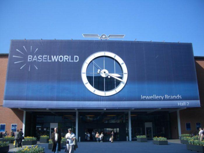 Hội chợ Basel World 2017