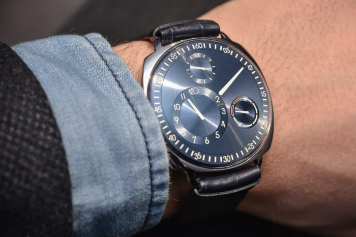 Only watch Ressence-Type-1