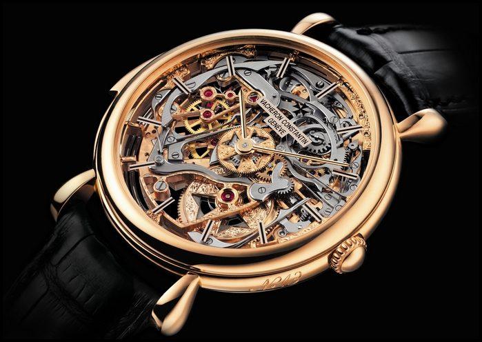 Đồng hồ cơ lộ máy Thụy Sĩ Vacheron Constantin