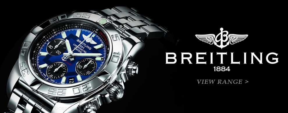 Thương hiệu đồng hồ Breitling