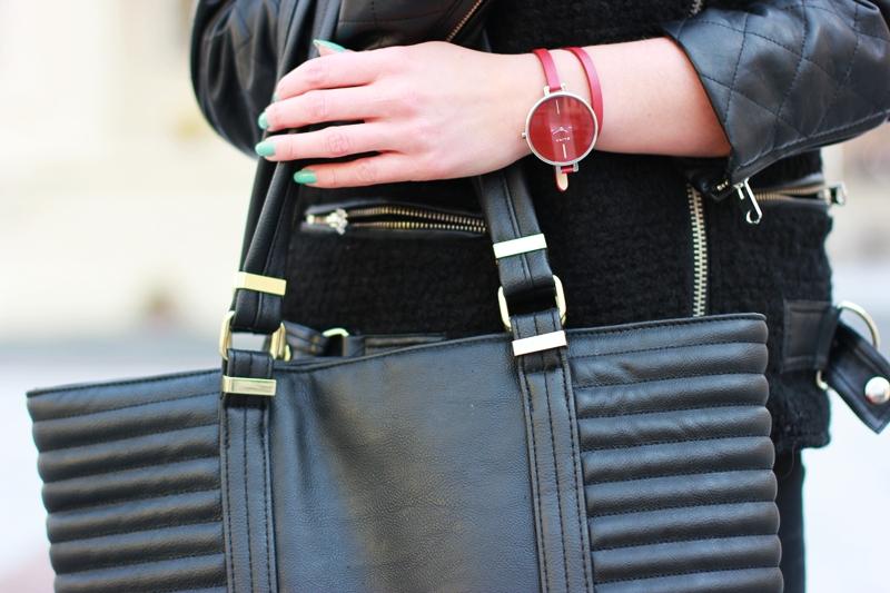 Đồng hồ Elixa phong cách vintage