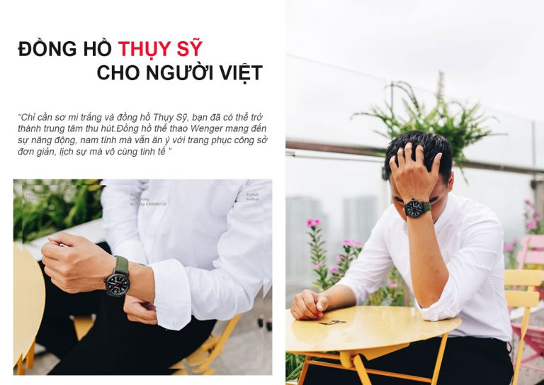 đồng hồ Thụy Sỹ Wenger