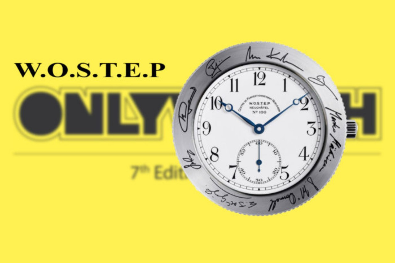 WOSTEP ONLY WATCH