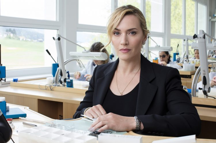 Đồng hồ Kate Winslet And Longines Collaborate
