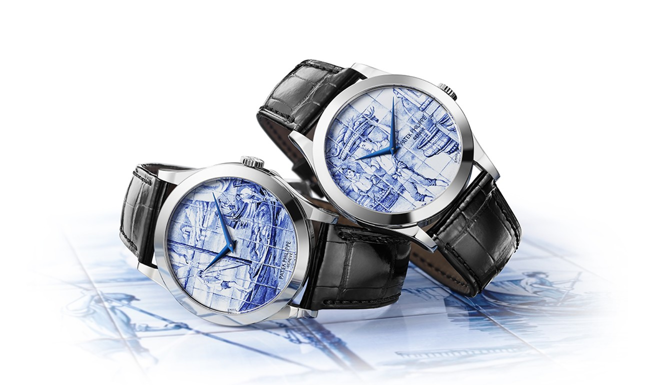 dong ho patek philippe rieng cho trung quoc