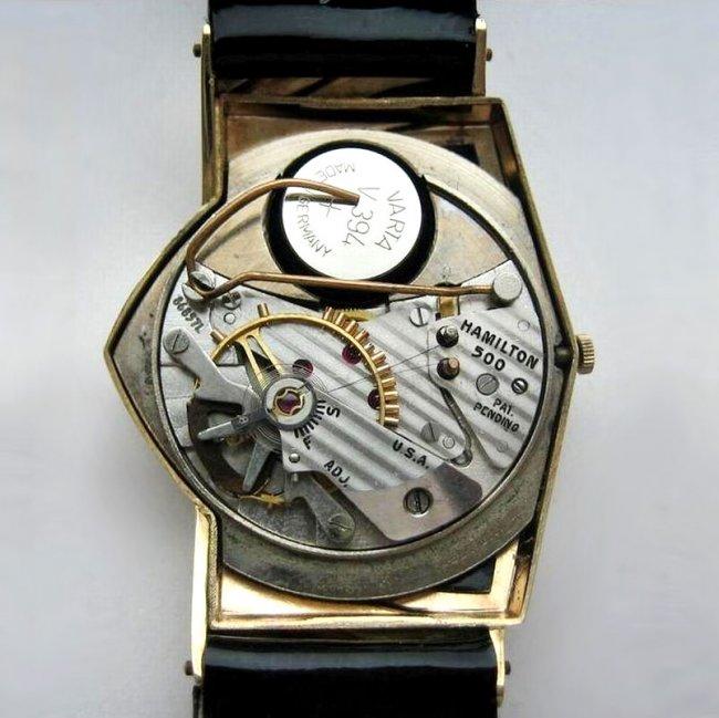 bán đồng hồHamilton cổ