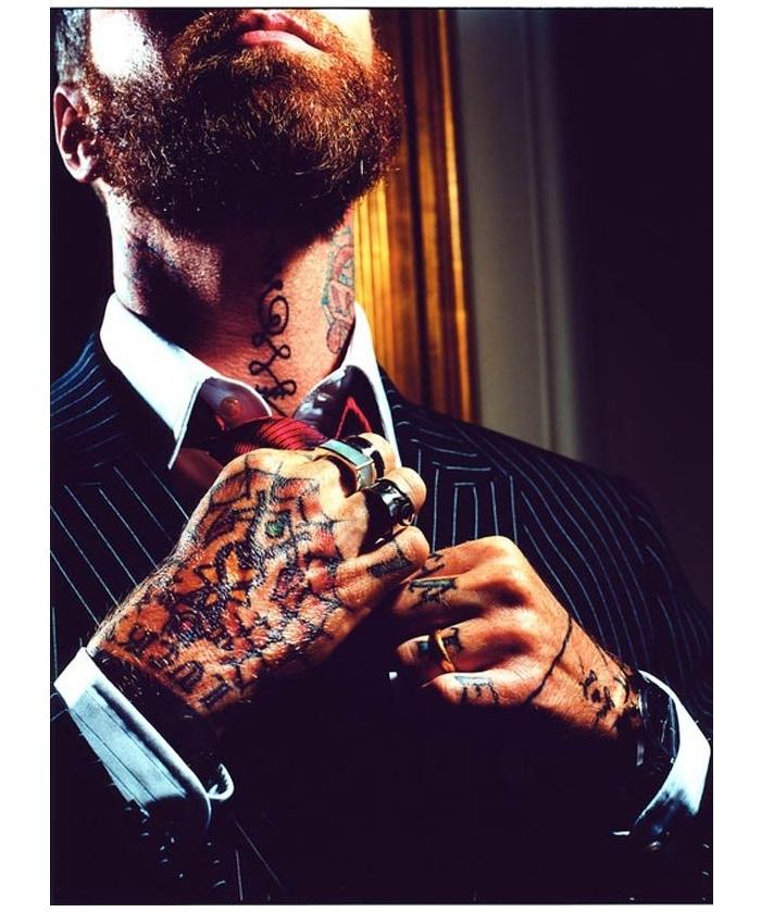 tattoo va dong ho