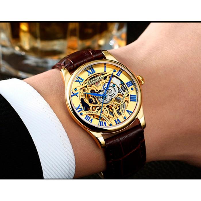 Đồng hồ cơ Carnival
