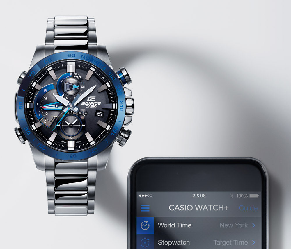 dong ho co casio