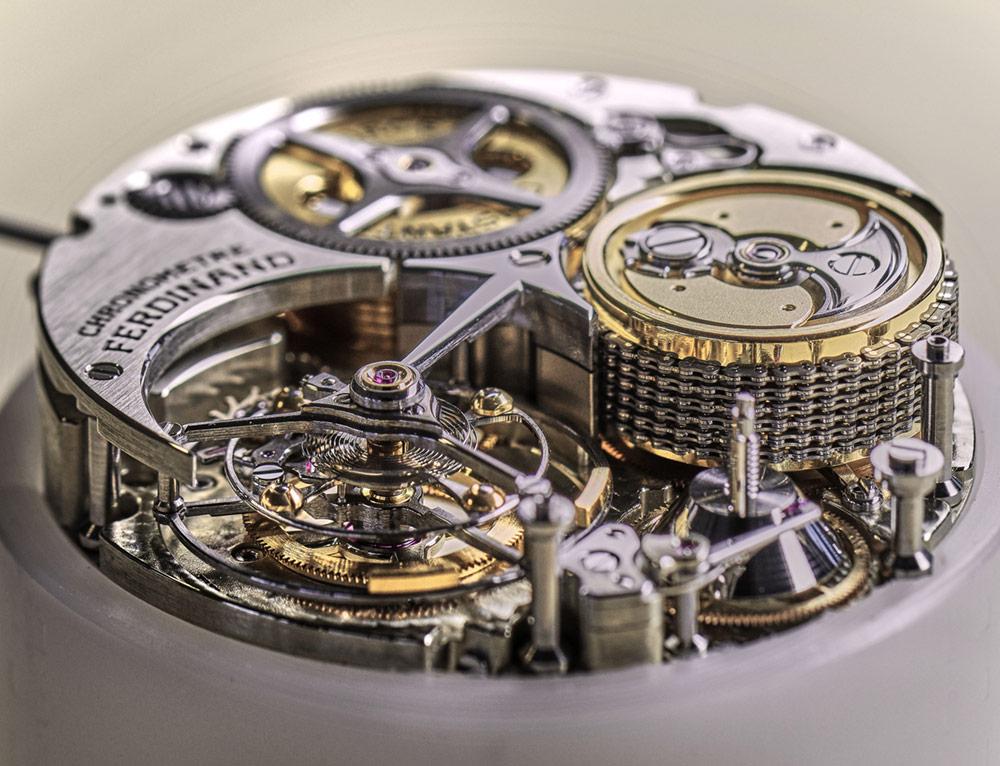 Chronometrie Ferdinand Berthoud FB1.3 5