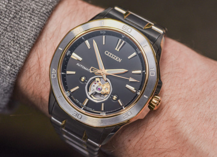 Đồng hồ cơ Citizen