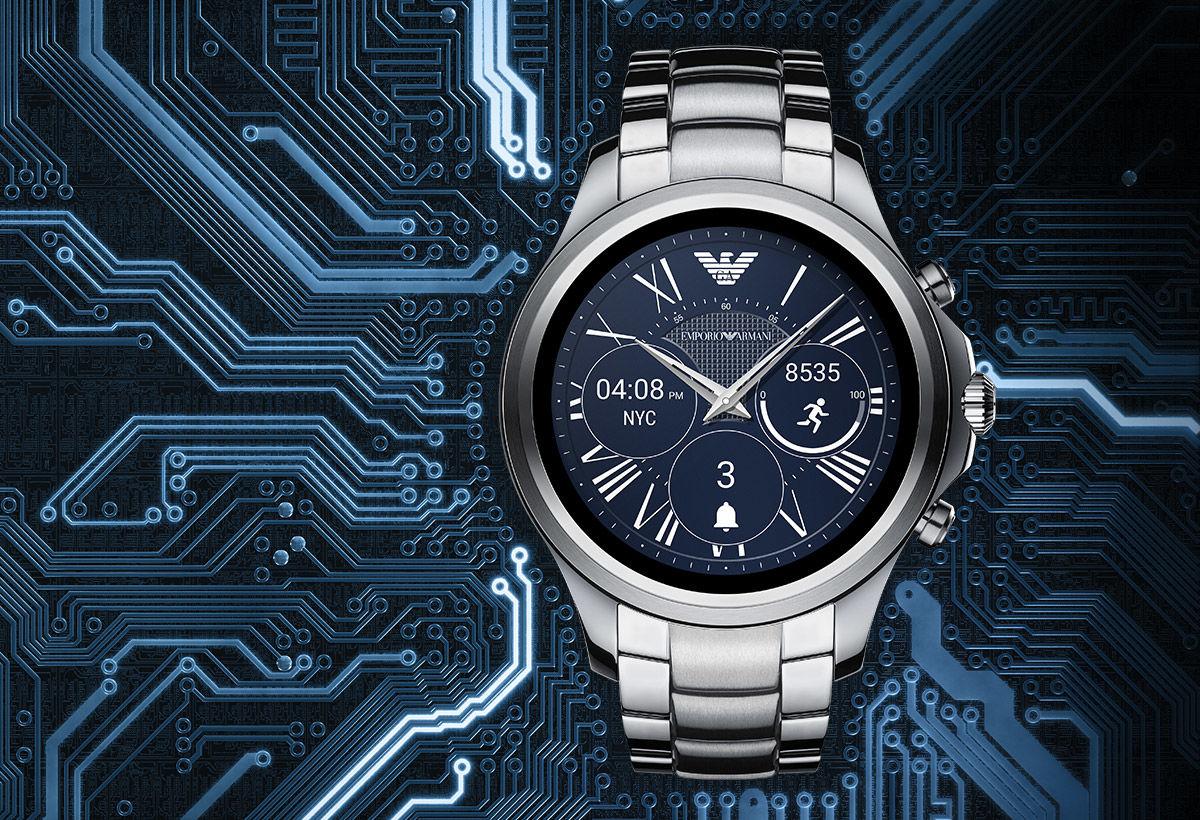 đồng hồ cơ armani
