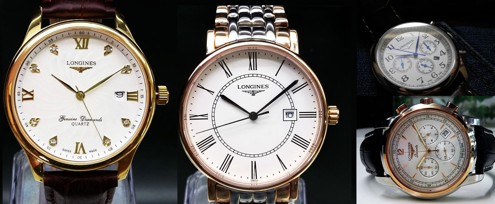 dong ho longines gia