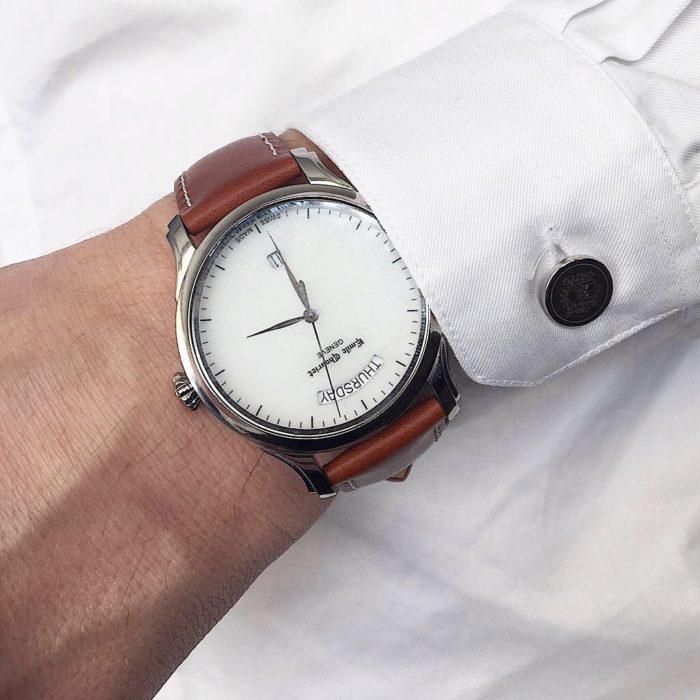 đồng hồ nam thanh lịch