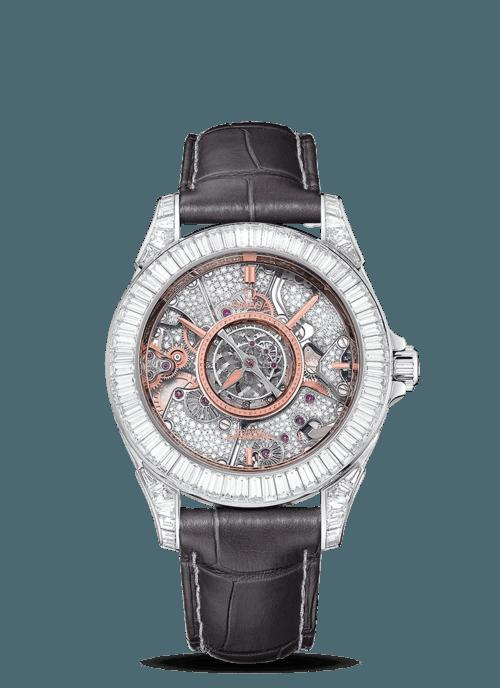 đồng hồ omega lộ máy chính hãng
