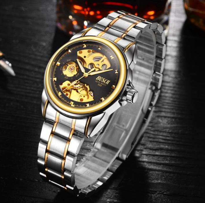 Đồng hồ cơ Bosck