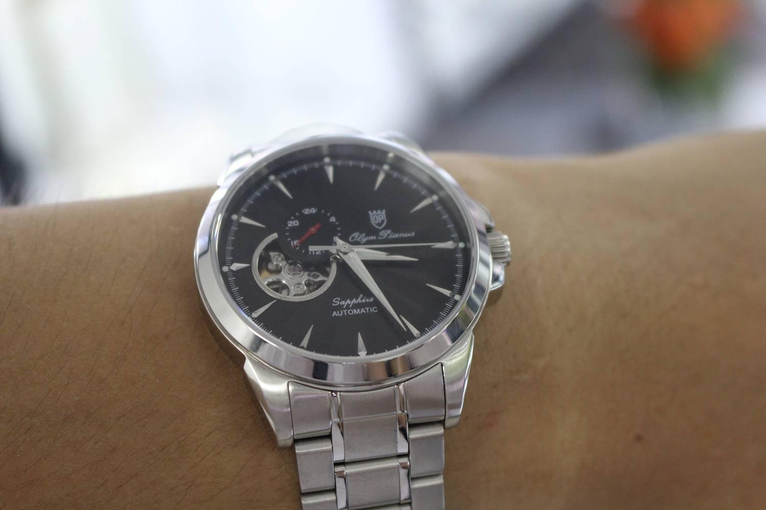 đồng hồ op lộ máy
