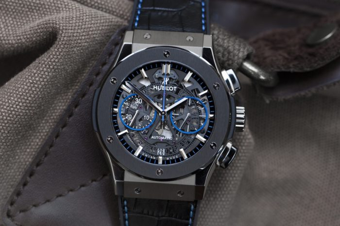 Đồng hồ Chronograph Hublot