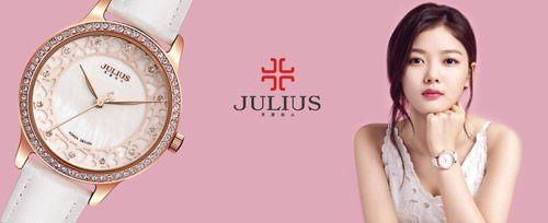 đồng hồ thời trang Hàn Quốc đẹp