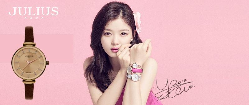 đồng hồ thời trang Hàn Quốc chính hãng