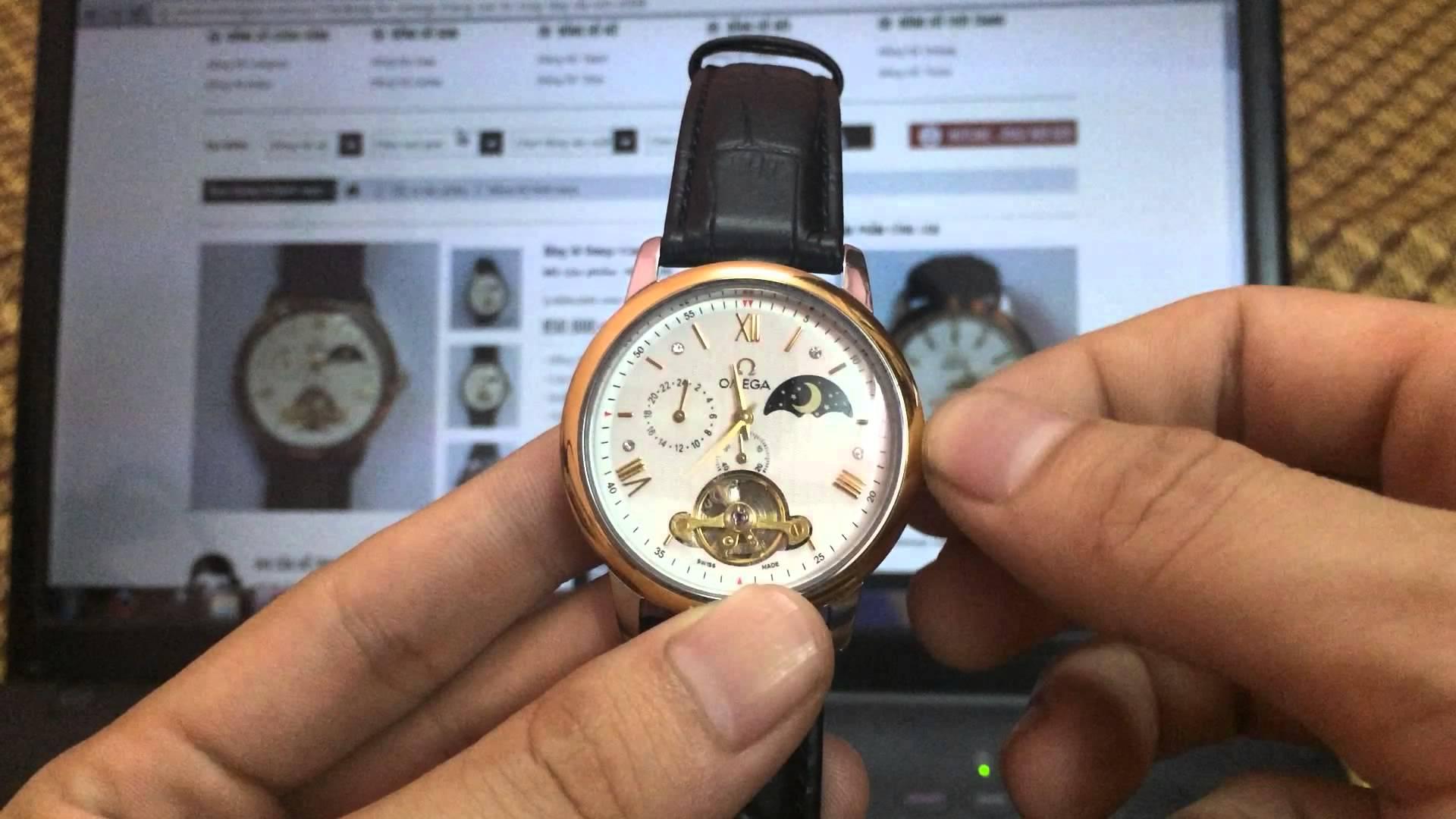 mua đồng hồ cơ cũ