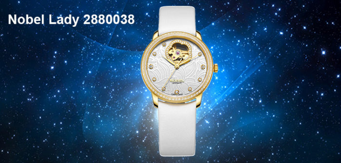 Đồng hồ cơ nữ giá rẻ Nobel