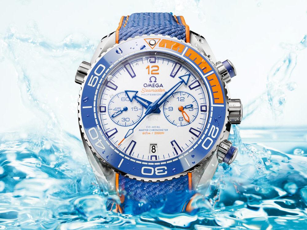 dong ho omega seamaster Michael Phelps