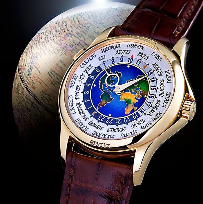 Đồng hồ cơ Patek Philippe chính hãng