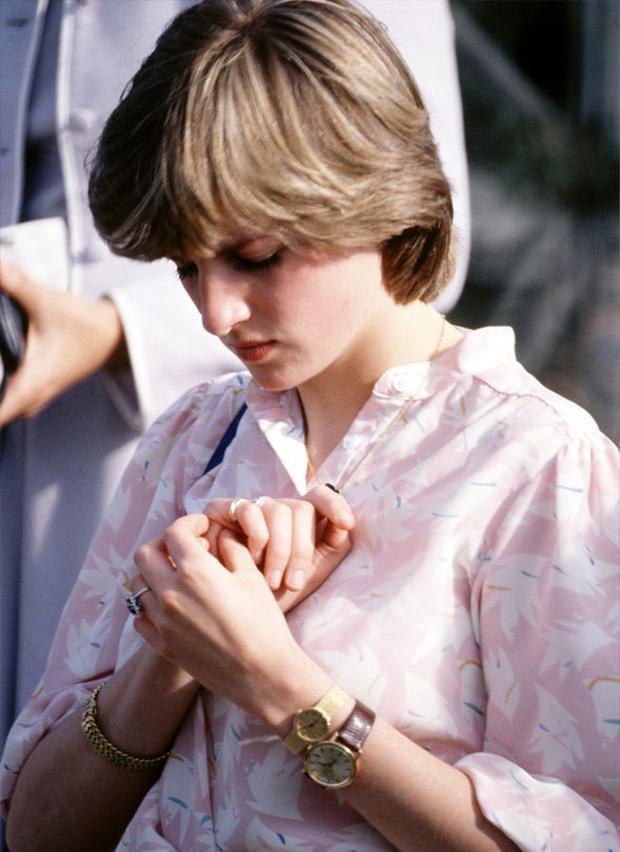 đồng hồ của Công nương Diana