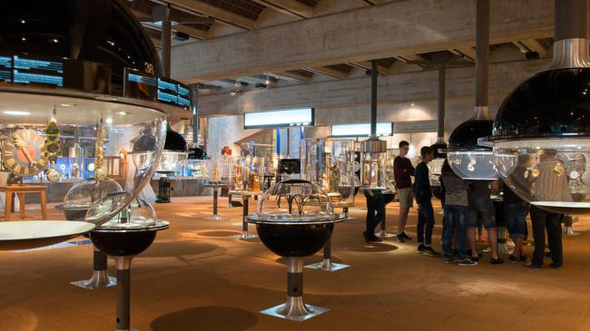 Bảo tàng đồng hồ quốc tế MIH