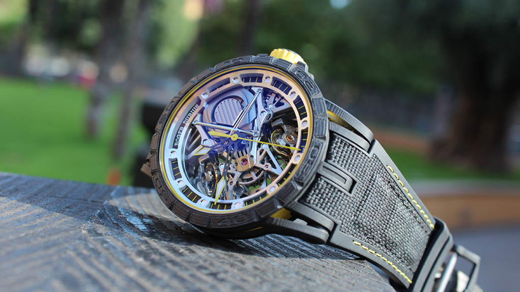 dong ho cơ roger dubuis