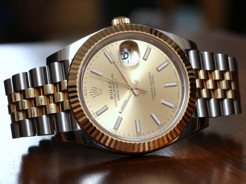 Đồng hồ cơ Rolex thụy sỹ cao cấp
