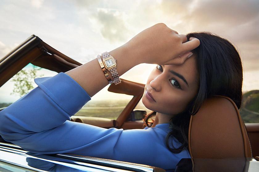 đồng hồ Panthère de Cartier
