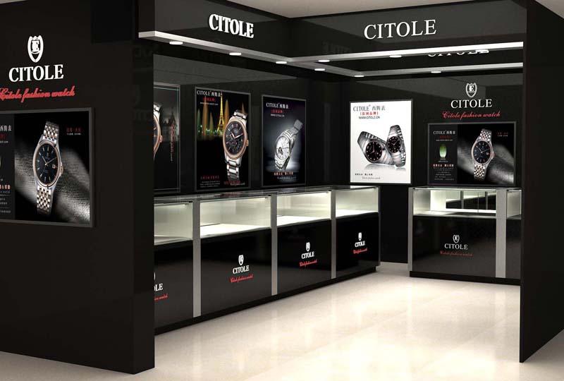 Đồng hồ cơ Đà Nẵng tại các trung tâm thương mại