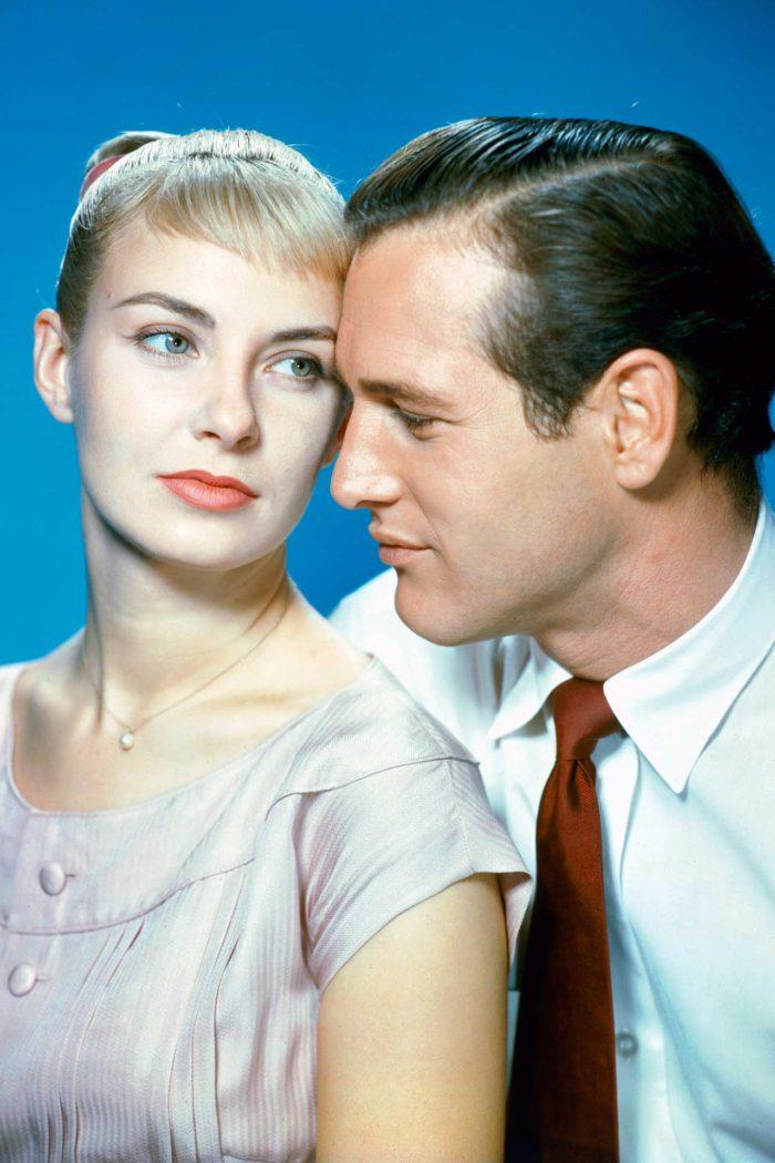 Joanne Woodward và Paul Newman