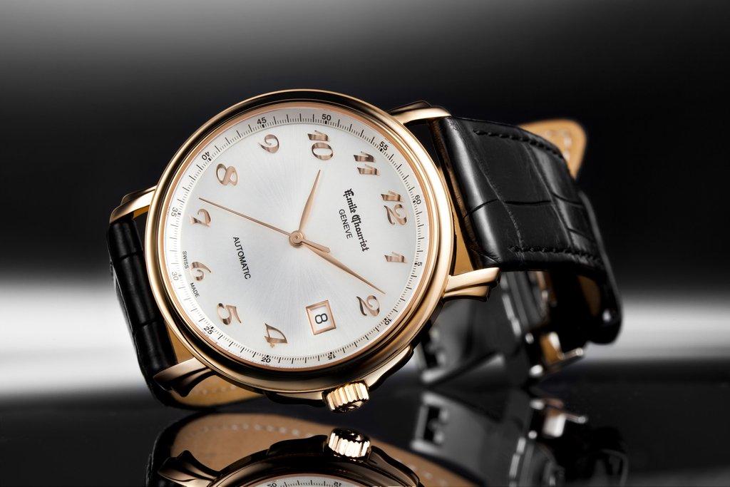 đồng hồ nữ cao cấp dây Emile Chouriet bền đẹp