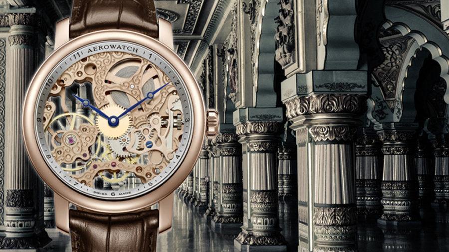 đồng hồ Aerowatch chính hãng