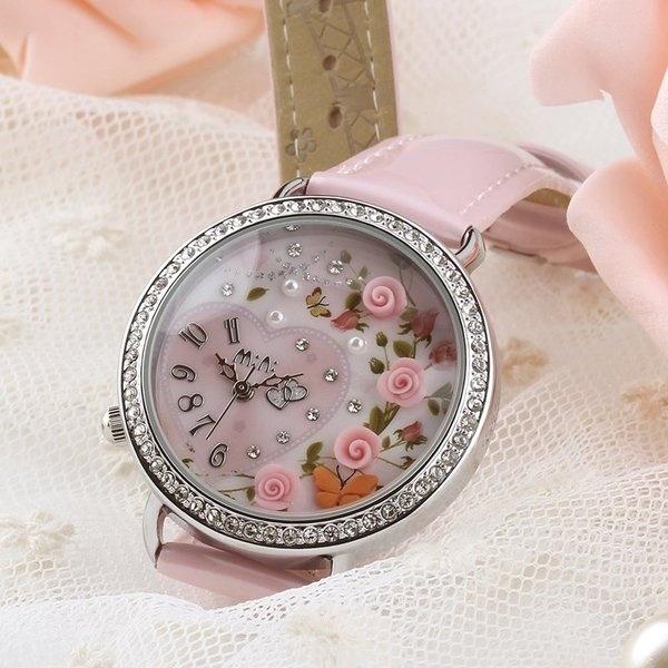 Đồng hồ mini Hàn Quốc thời trang