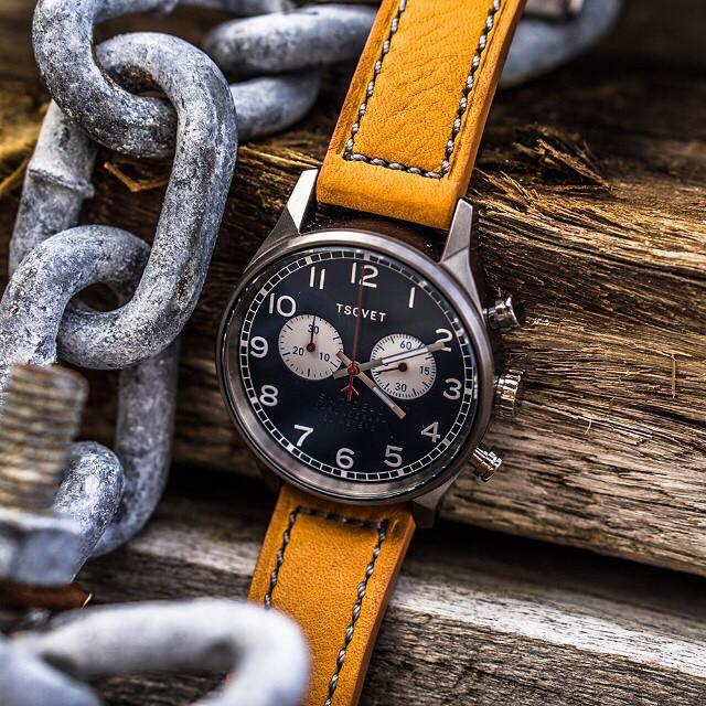 đồng hồ Tsovet SVT-DE 40