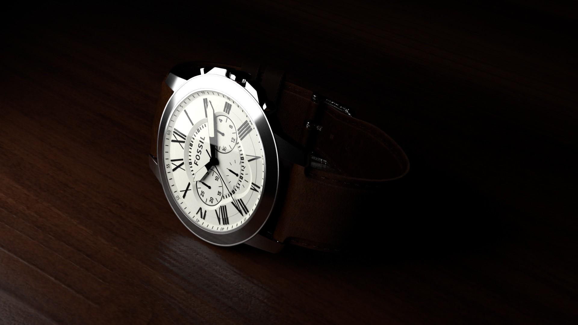 hương hiệu đồng hồ Mỹ giá rẻ Fossil